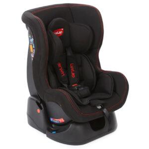 LuvLap Sports Convertible Baby Car Seat (18238) - Black-0