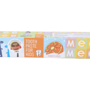 Mee Mee Toothpaste For Kids Orange - 70 gm-0