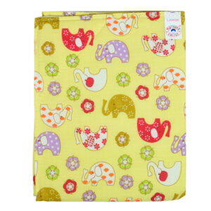 Mother Choice Printable Plastic Sheet - Yellow-0