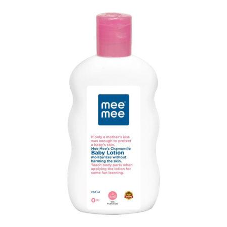 Mee Mee Chamomile Baby Lotion - 200 ml-0