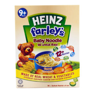 Heinz Farley's Baby Noodle - Carrot -250gm-0