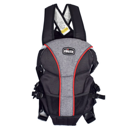 Chicco Ultrasoft Front Infant Carrier - Grey-0