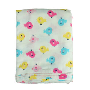 Baby Soft Wrapping Sheet for Swaddling (L) - Multicolor-0