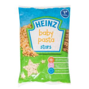 Heinz Baby Pasta - Stars (7M+) - 250g (Best before 28 Feb, 2021)-0
