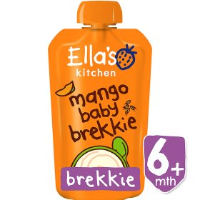 Ella's Kitchen Mango Baby Brekkie - 100gm-0