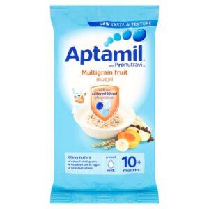Aptamil Multigrain Fruit Muesli (10 Months+) - 275gm-0