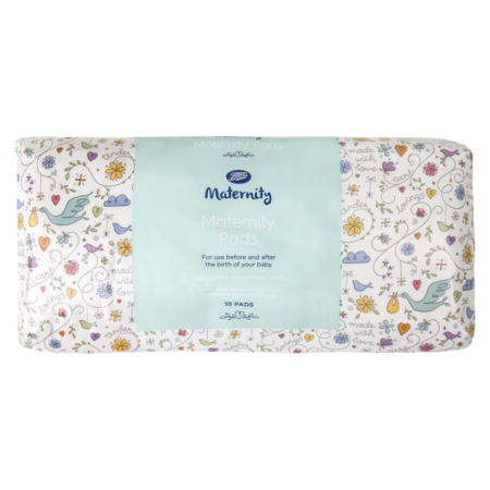 Boots Maternity Pads 10 pack-0