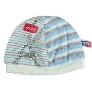 Anboa Baby Winter Cap (Lining Print)-0