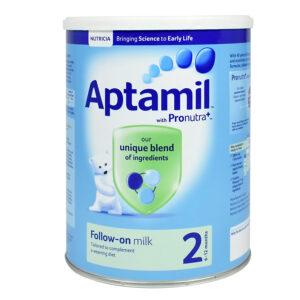 Aptamil 2 Follow On Milk Powder - 800g-0