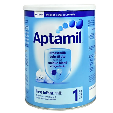Aptamil First Infant Milk Stage-1 (From Birth) - 800g-0