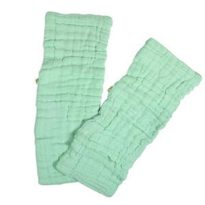 Baby Diaper Liner Pack of 2 - Aqua-0