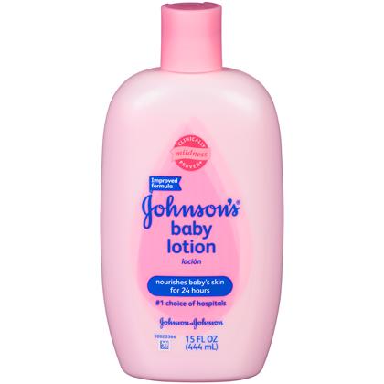 Johnson's Baby Lotion - 444 ml-0