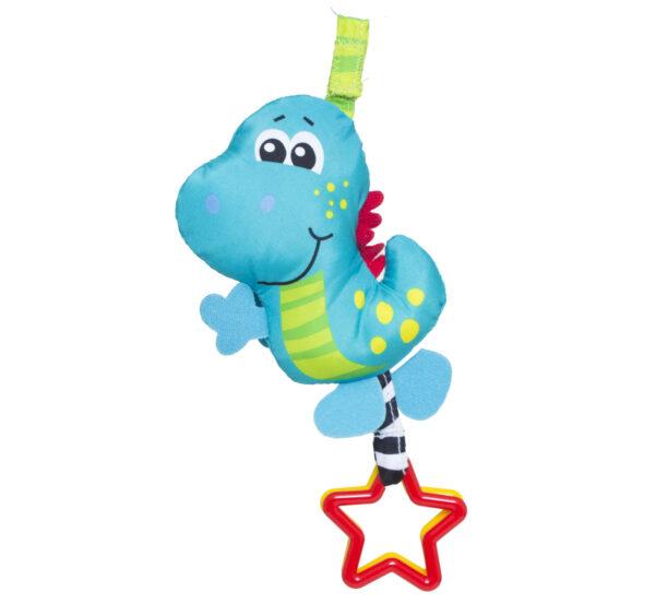 Playgro Dinosaur Playgym - Multicolor-21261