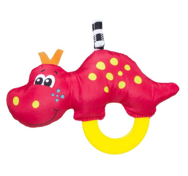 Playgro Dinosaur Playgym - Multicolor-21263