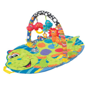 Playgro Dinosaur Playgym - Multicolor-0