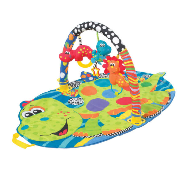 Playgro Dinosaur Playgym - Multicolor-0