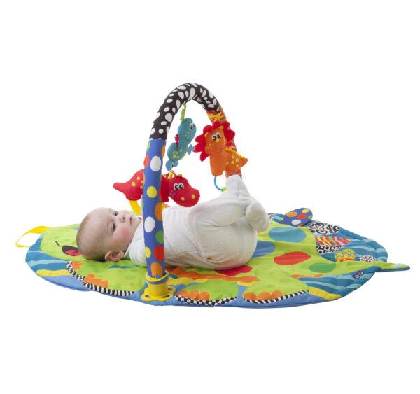 Playgro Dinosaur Playgym - Multicolor-21268