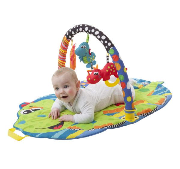 Playgro Dinosaur Playgym - Multicolor-21269