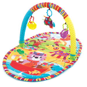 Playgro Play In The Park Gym - Multicolor-0