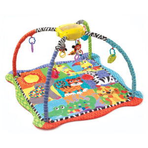 Playgro App-Play-Gro Music & Lights Gym - Multicolor-0