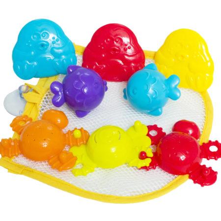 Playgro Splash In The Tub Fun Set - Multicolor-0