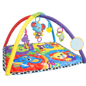Playgro Music In The Jungle Activity Gym - Multicolor-0