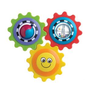 Playgro Twirly Trio - Multicolor-0
