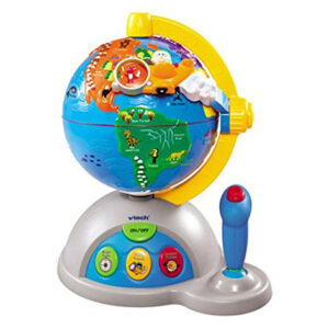 VTech Fly and Learn Globe - Multicolor-0