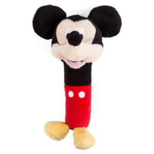Playgro Mickey Mouse Squeaker - Multicolor-0
