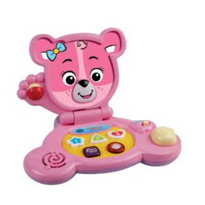Vtech Baby Bear Laptop - Pink-0