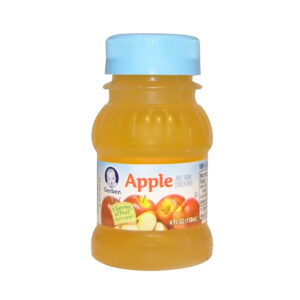 Gerber 100% Apple Juice From Concentrate - 118 ml-0