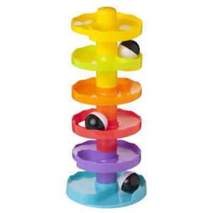 Playgro Jerry's Gravity Ball Slide for toddler -0