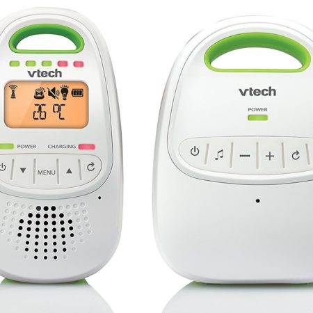 Vtech Digital Audio Baby Monitor with LCD - Multicolor-0