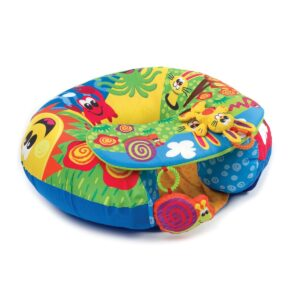 Playgro Sit and Play Gym - Multicolor-0
