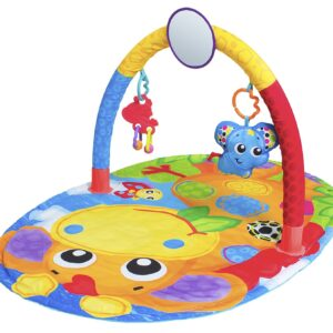 Playgro Activity Gym - Jerry Giraffe - Multicolor-0