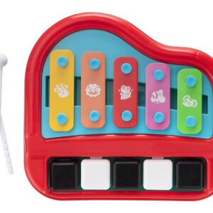 Playgro Music Class Xylophone - Multicolor-0