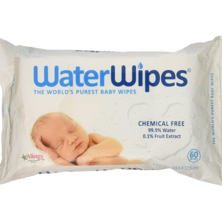 WaterWipes Baby Wipes - 60 Count-0