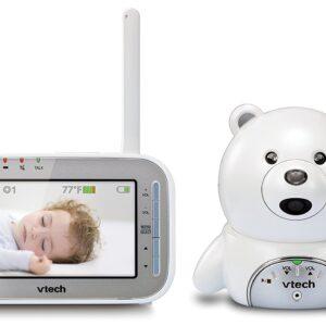 "VTech Digital Video Baby Monitor 4.3"" TFT In Bear Housing-0"
