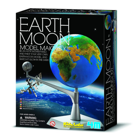 4M Earth and Moon Model Kit-0