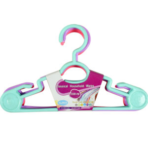 Classic Clothes Hanger Set of 6 - Multicolor-0