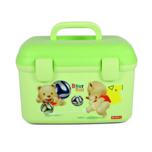 Lion Star Multi Purpose Storage Box - Green-0