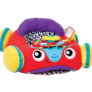 Playgro Music & Lights Comfy Car - Multicolor-0