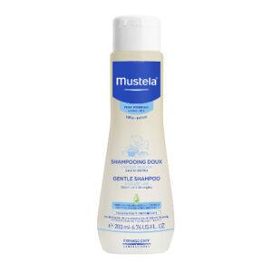 Mustela Gentle Shampoo - 200 ml-0