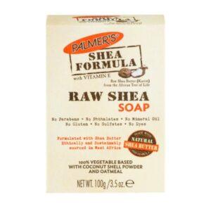 Palmer's Shea Formula Raw Shea Soap - 100gm-0