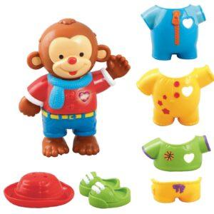 Vtech Dress & Go Monkey - Multicolor-0