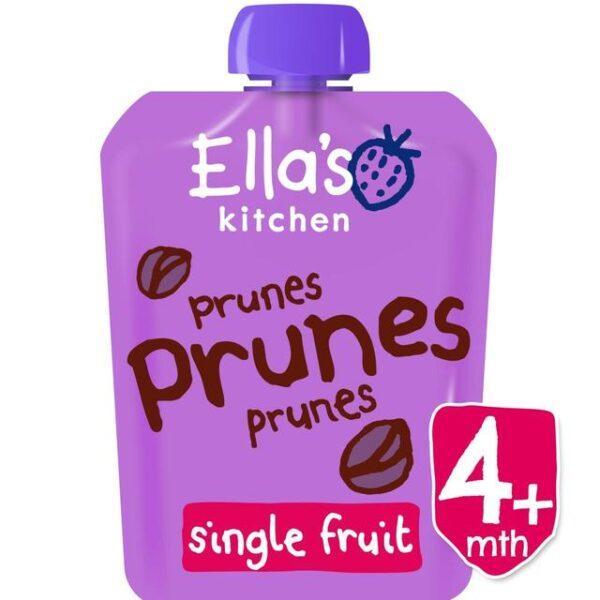 Ella's Kitchen Organic Prunes (4M+) - 70g-0