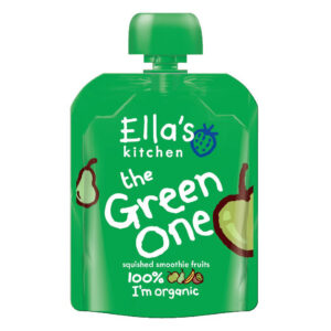Ella's Kitchen The Green One (6M+) - 90gm-0