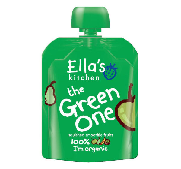 Ella's Kitchen Organic Prunes (4M+) - 70g-21670