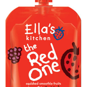 Ella's Kitchen Organic The Red One (6M+) - 90gm-0