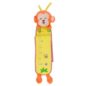 Baby Height Measurement Chart 140cm - Yellow-0